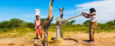 Sasol Mozambique water leaks prevention