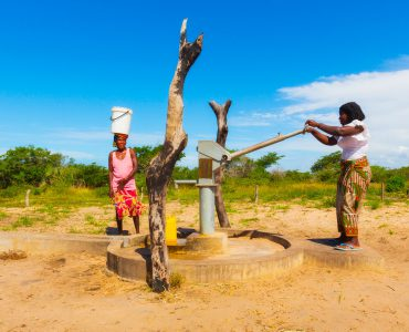 Sasol Mozambique water leaks prevention