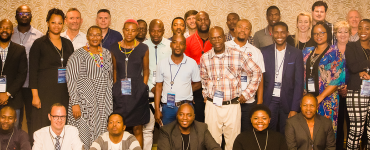 Attendees of Sasol Enterprise and Supplier Development hosted a three-day 4th Industrial Revolution Masterclass