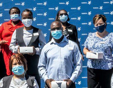 Health Workers Honoured