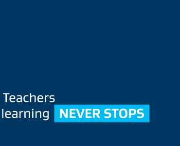 World Teacher Day banner